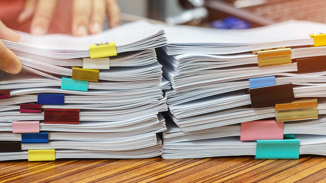 10 Types of Paperwork You'll Need to Create for Your Business