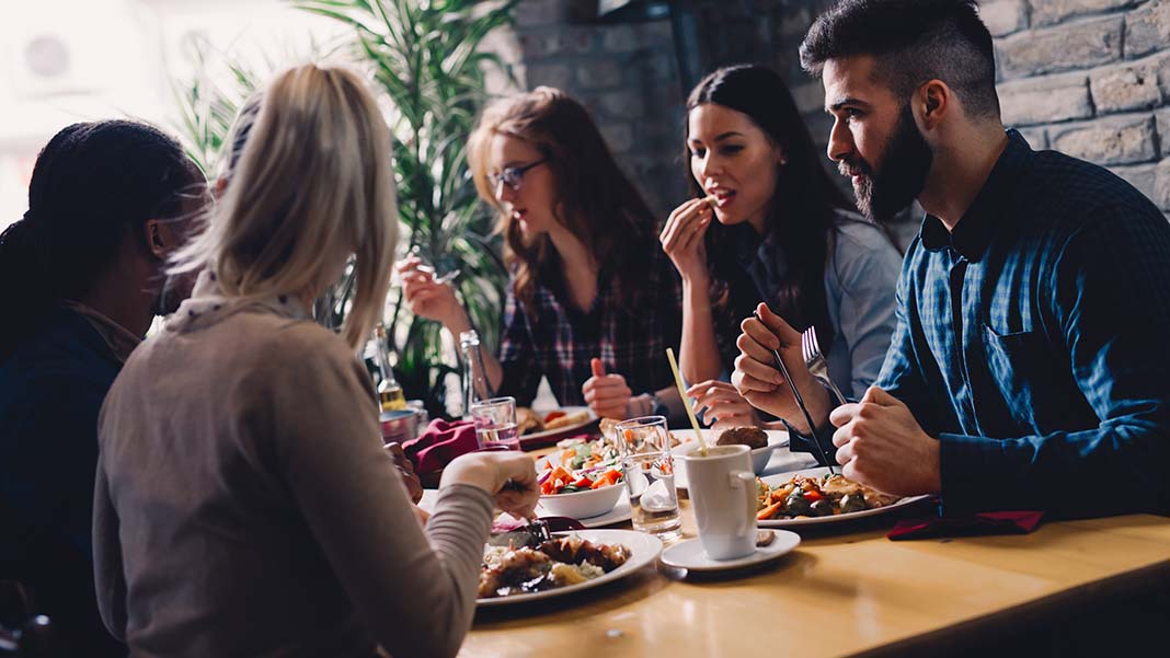 Rejoice! Business Meals Are Still Deductible