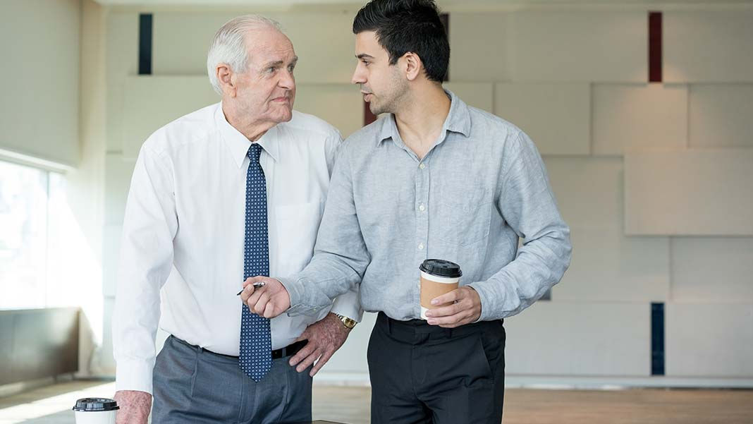 Business Leaders: How Are You Combating Ageism in the Workplace?