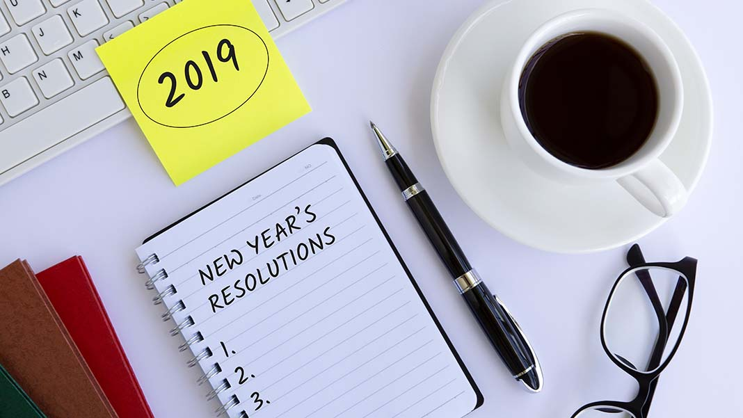 5 Small Business Resolutions for 2019