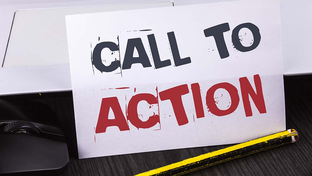 Using Call to Action Triggers to Drive Conversion