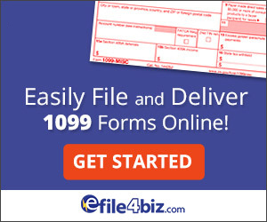 efile4Biz – Startup Category Top Sidebar