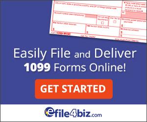 efile4Biz – Homepage 300×250 Top Sidebar Ad