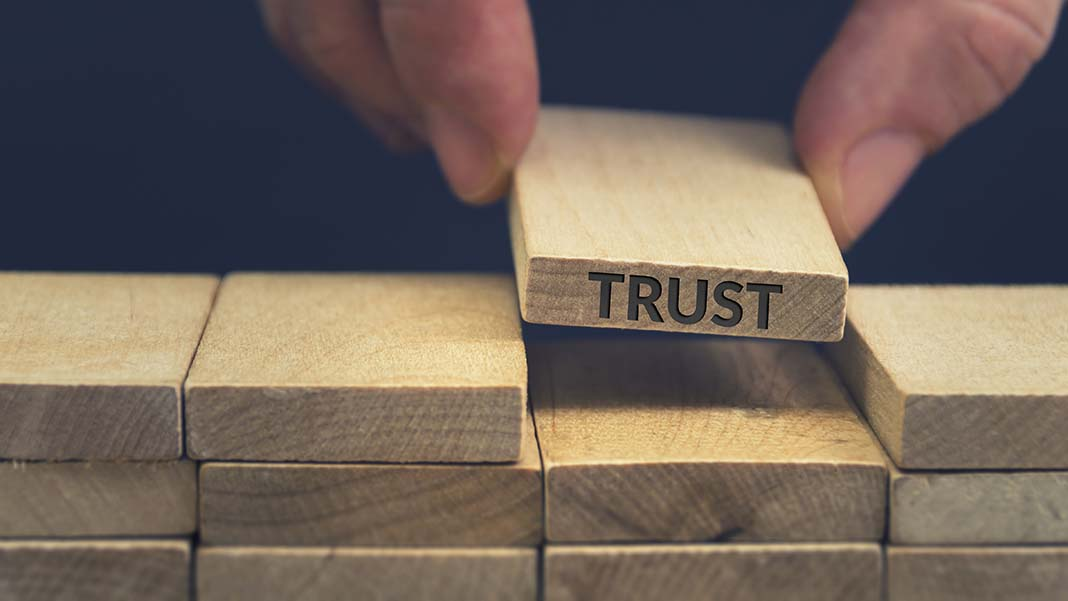 Who Already Trusts You?