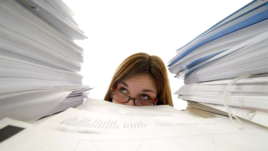 7 Easy Ways to Reduce Paper Consumption in Your Office