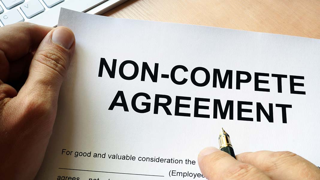 What About Your Previous Company Non-Compete?