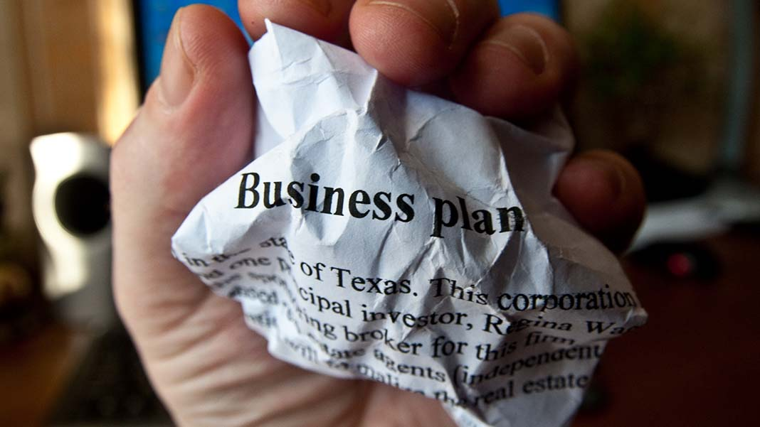 3 Business Plan Critical Factors