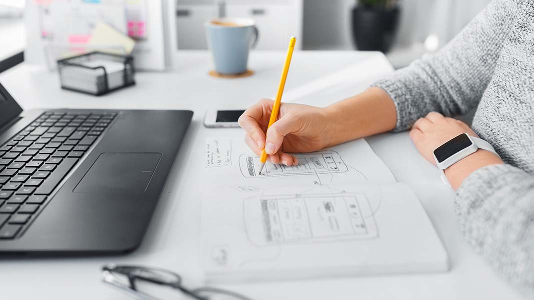 Why a Great Web Experience Starts with a Wireframe