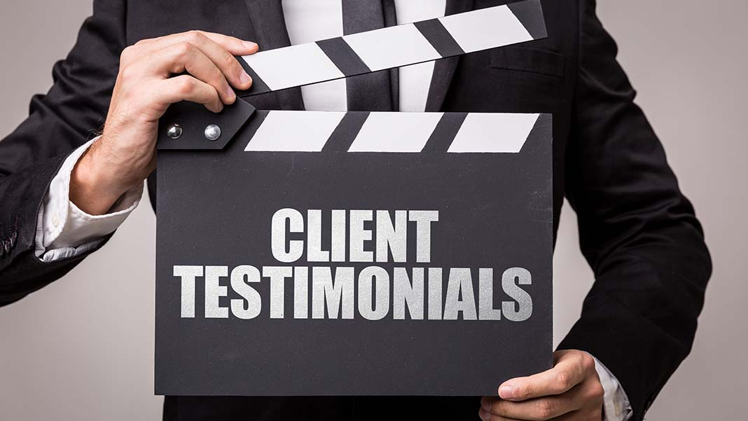How to Produce the Perfect Testimonial Video