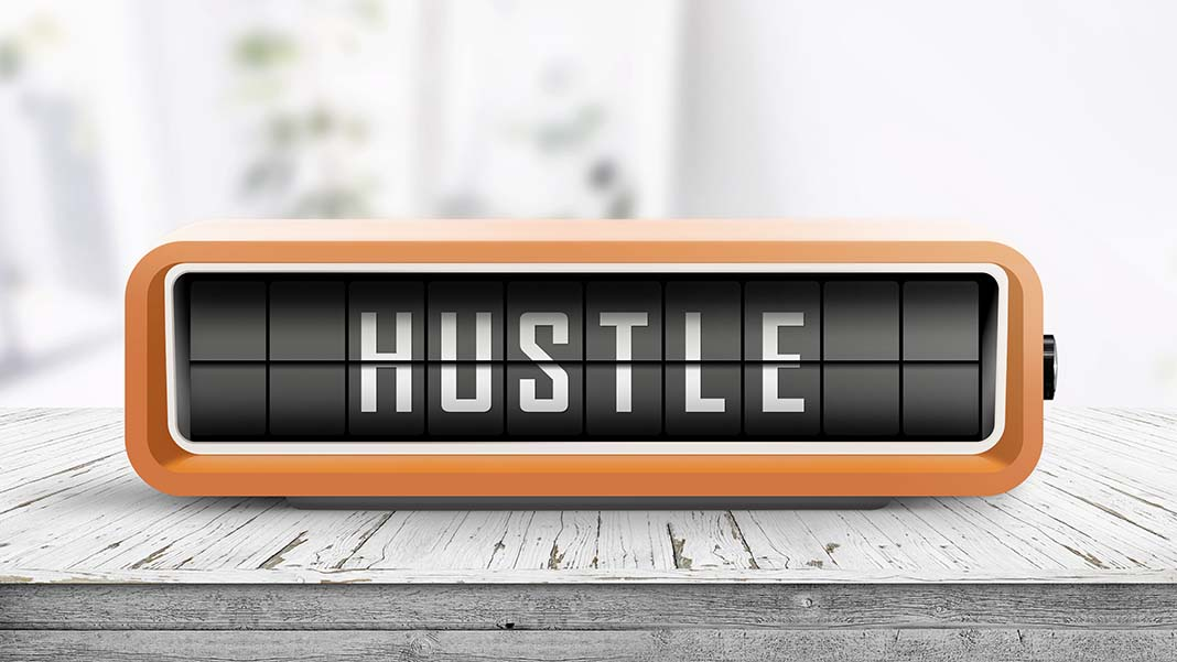 The Flipside of Hustle Culture