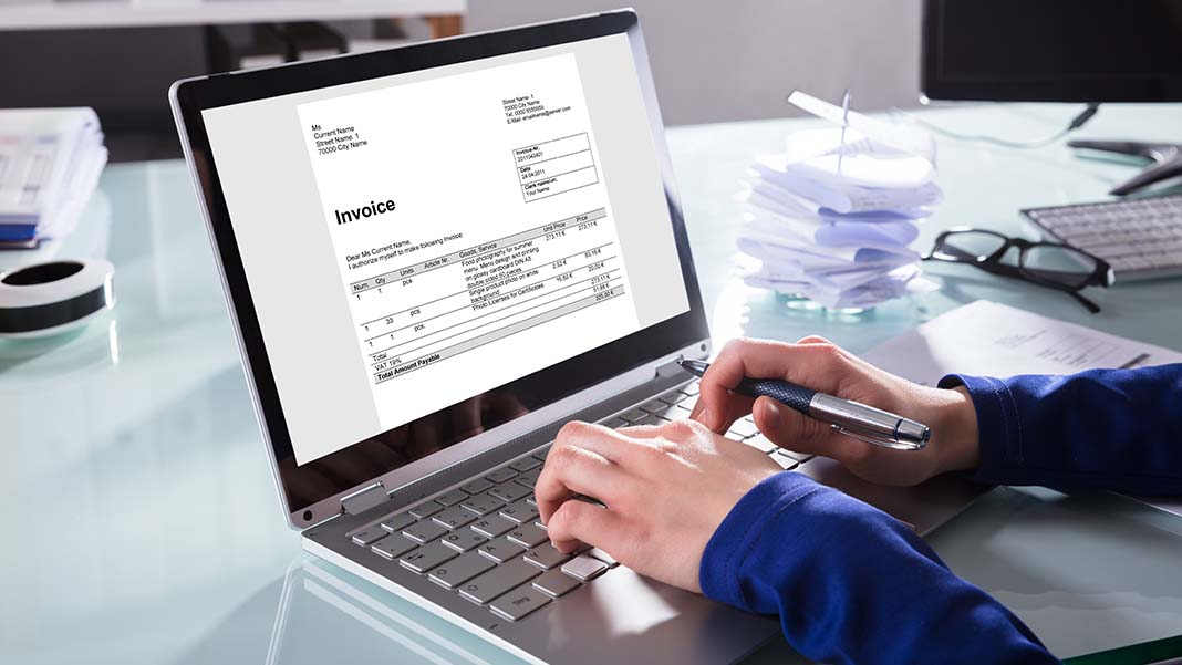 5 Ways to Create a Professional Invoice Template