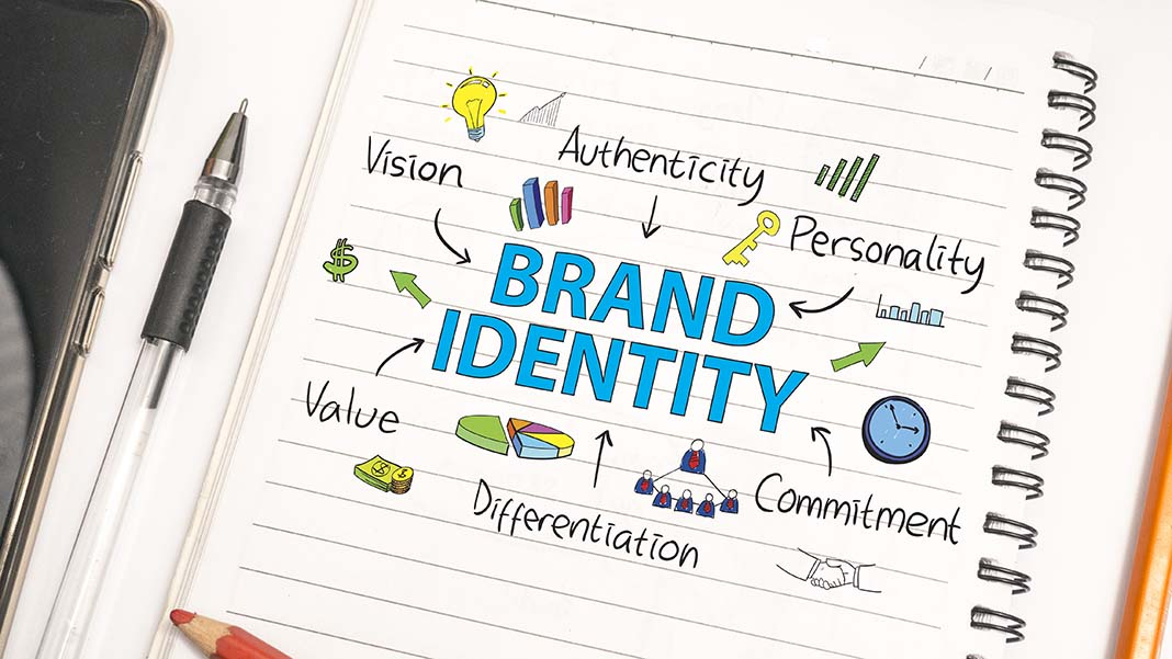 4 Critical Steps to Create a Small Business Brand Identity
