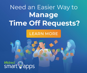 Time Off Request app
