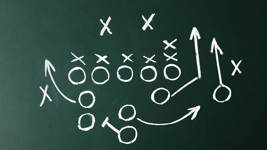 Where's Your Team Playbook?