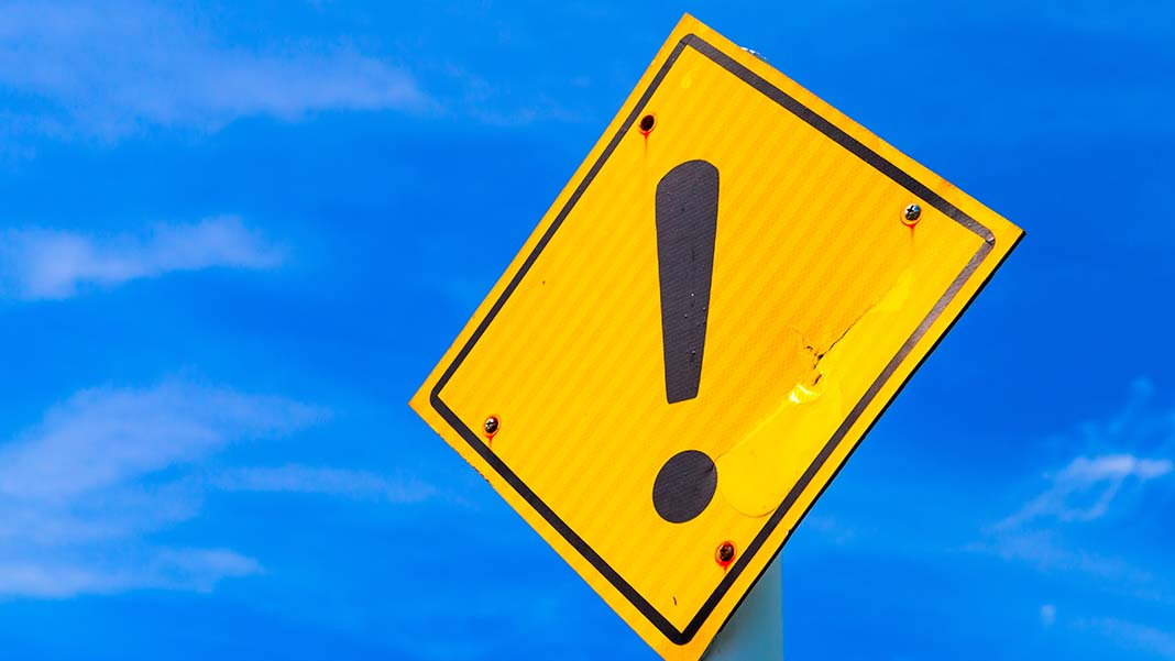 Caution: 3 Main Reasons for Business Failures