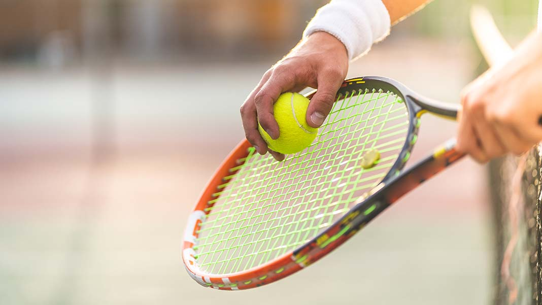 How a Tennis Tournament Director Uses Text Message Marketing