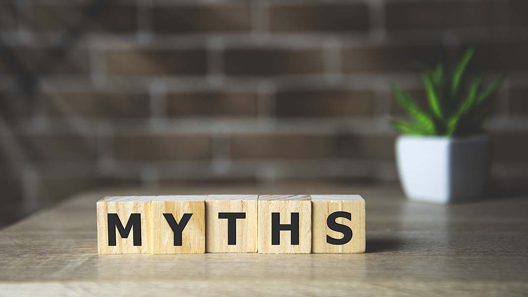 10 Prevailing Myths of Business Ownership