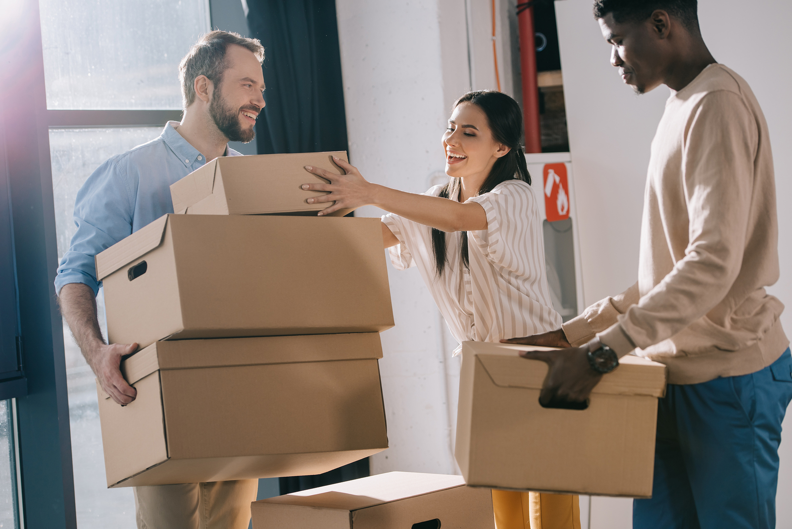 Relocating Your Office: Moving Is Not Easy