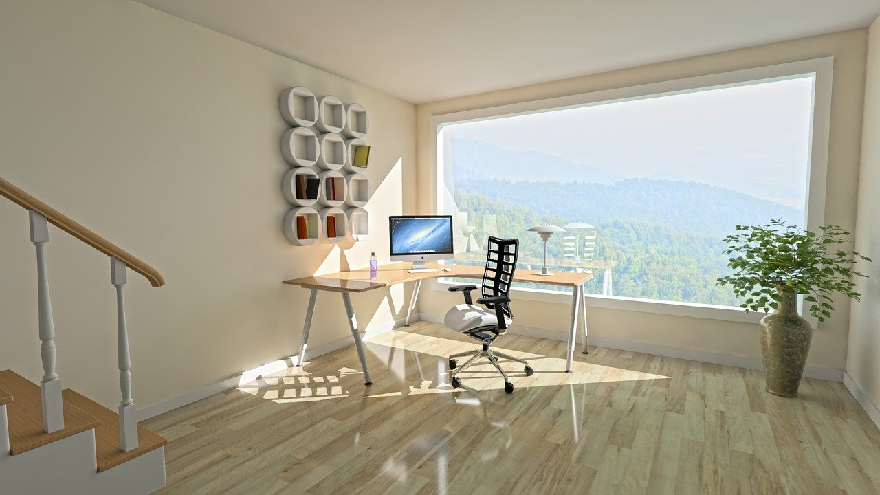 4 Top Tips to Help You Create the Perfect Home Office