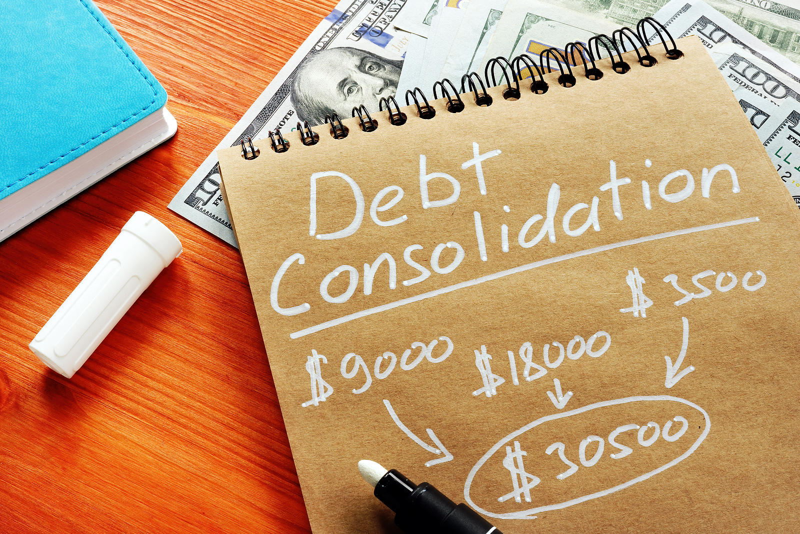 4 Immediate Ways to Get Your Business Out of Debt