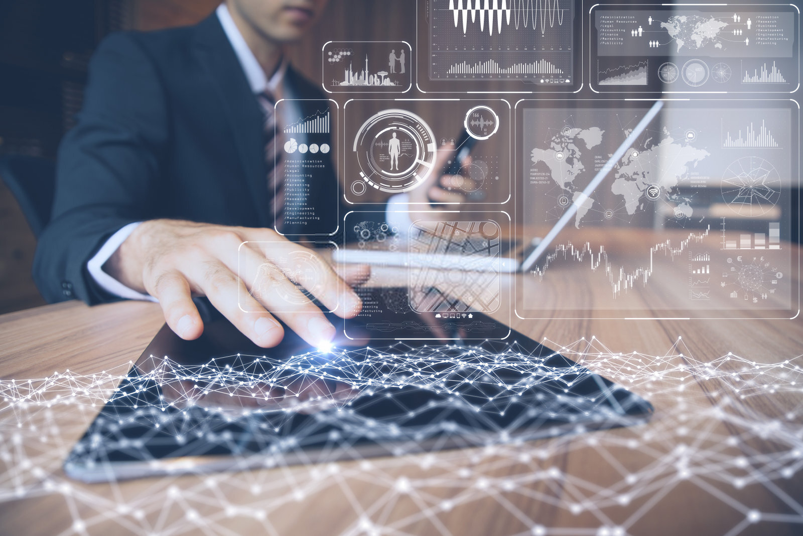 How Digital Transformation Is Empowering SMBs During the Pandemic
