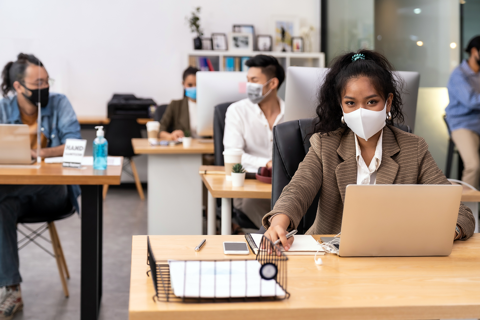 Best Practices for In-Person Business During a Pandemic
