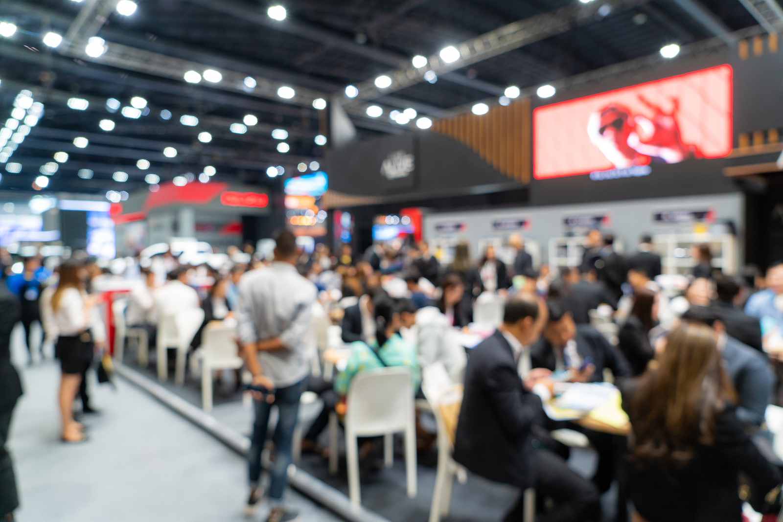Is Covid-19 The End Of The Trade Fair?