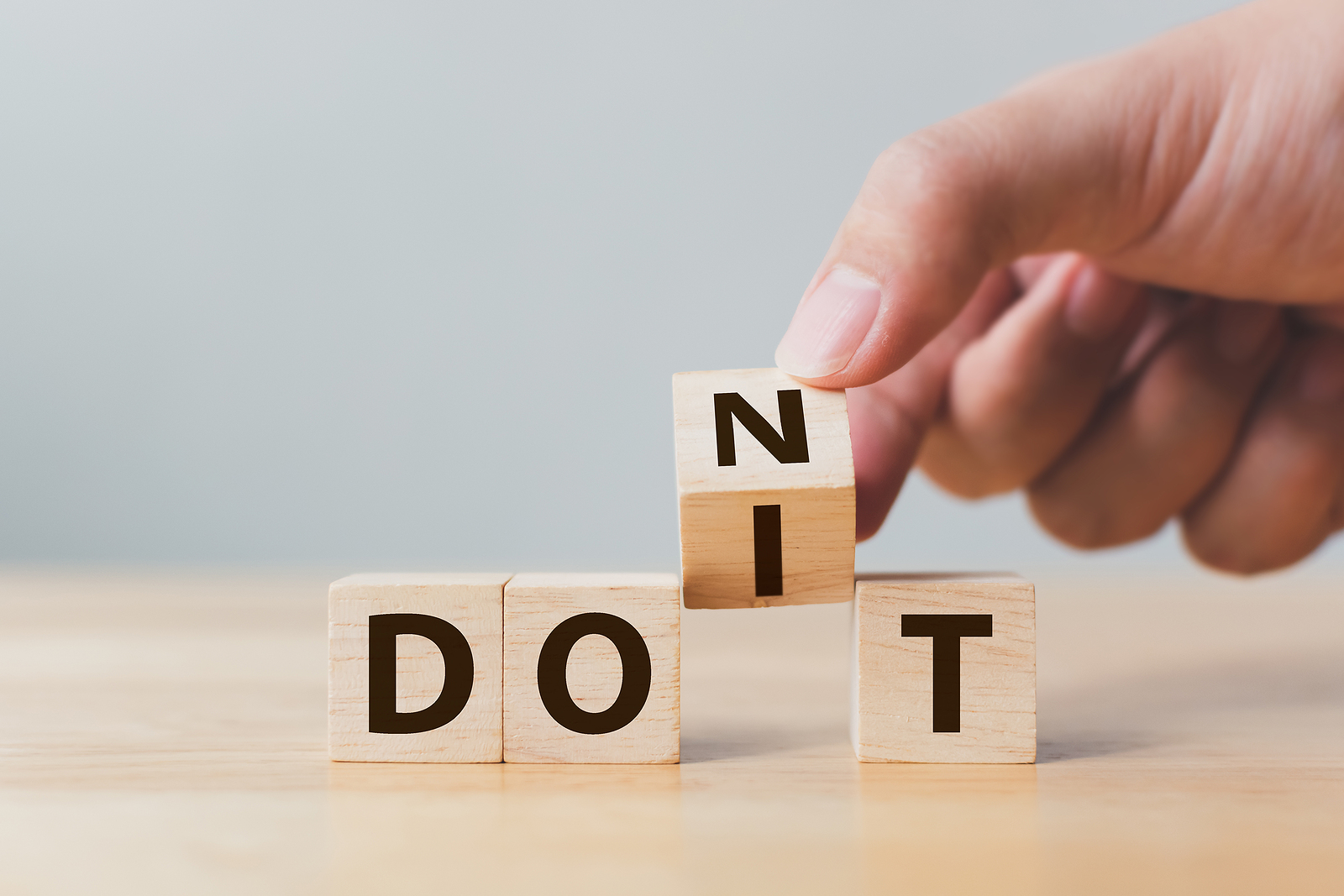 6 Don'ts & Dos of Running a Successful Start-Up