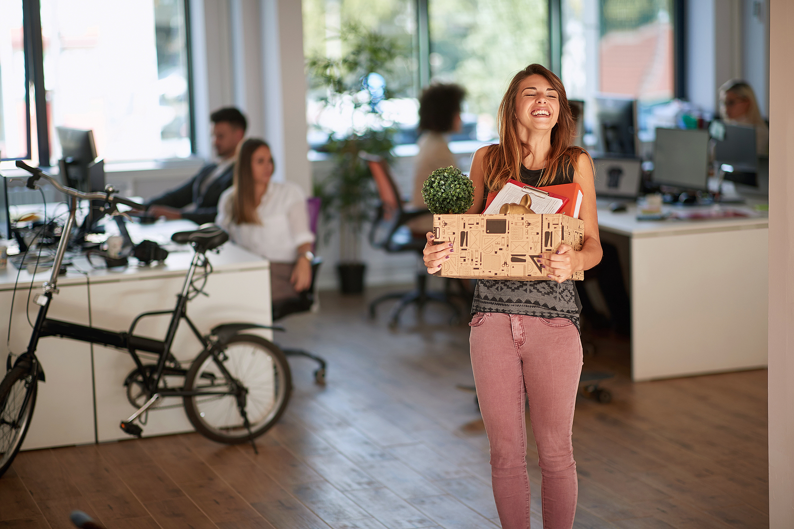 6 Considerations When Moving to a New Office