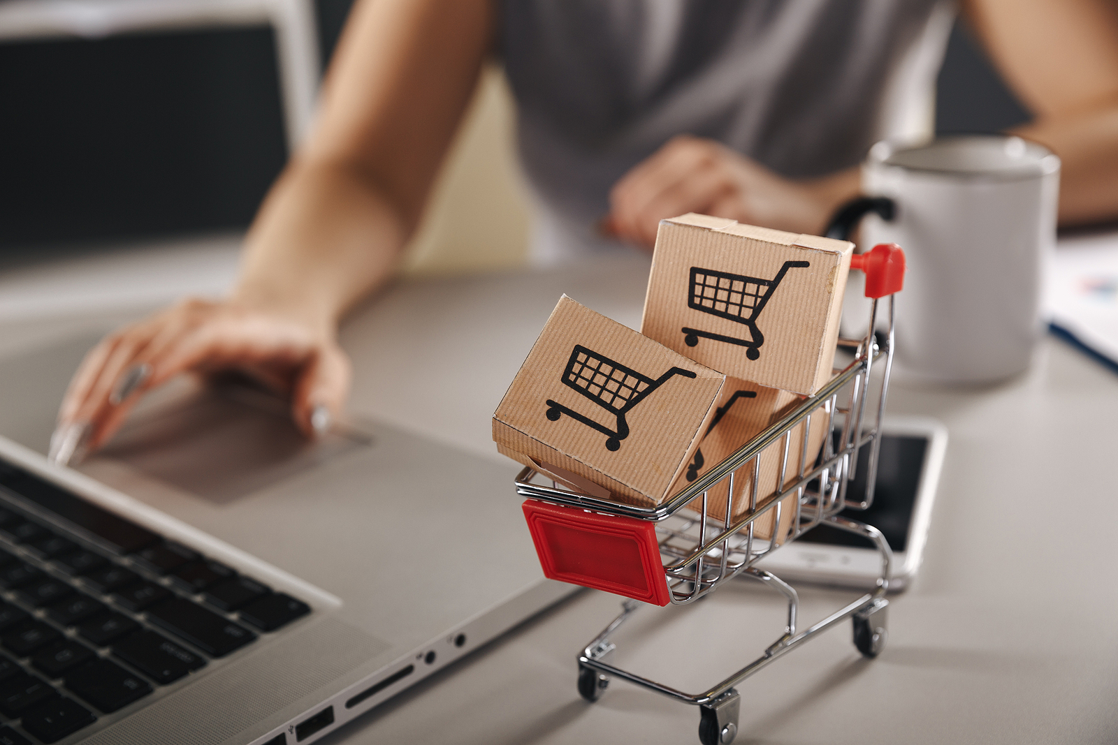 Long-Term Pandemic Impact on Online Retail