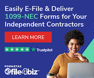 Easily File and Deliver 1099-NEC Forms Online