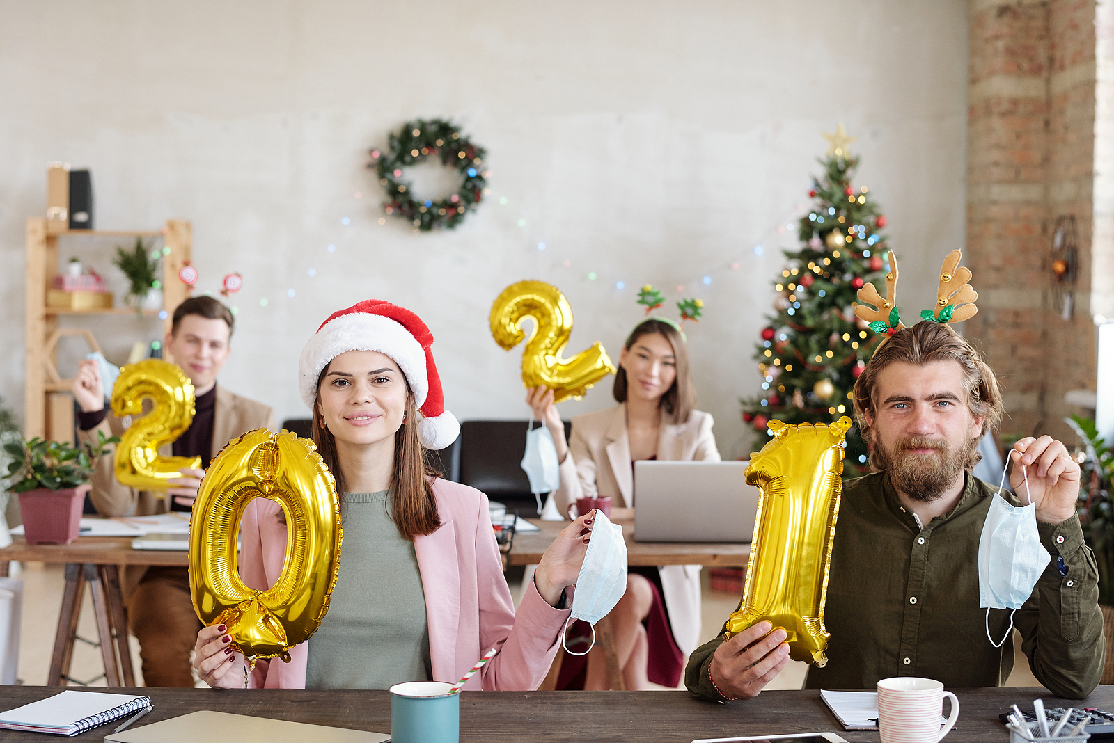 How To Host A COVID-Safe Office Holiday Party