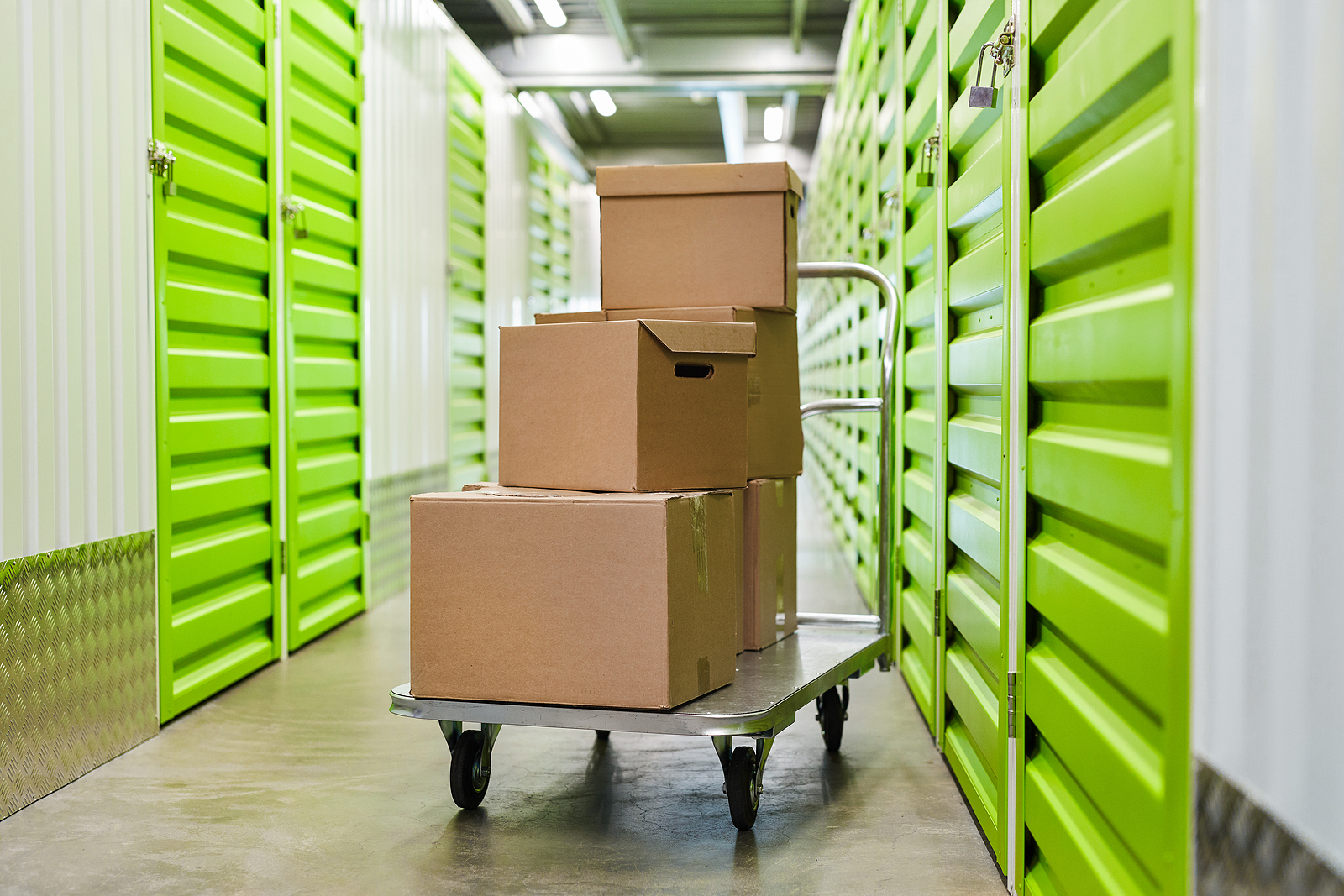 Top 5 Reasons to Invest in a Self Storage Business