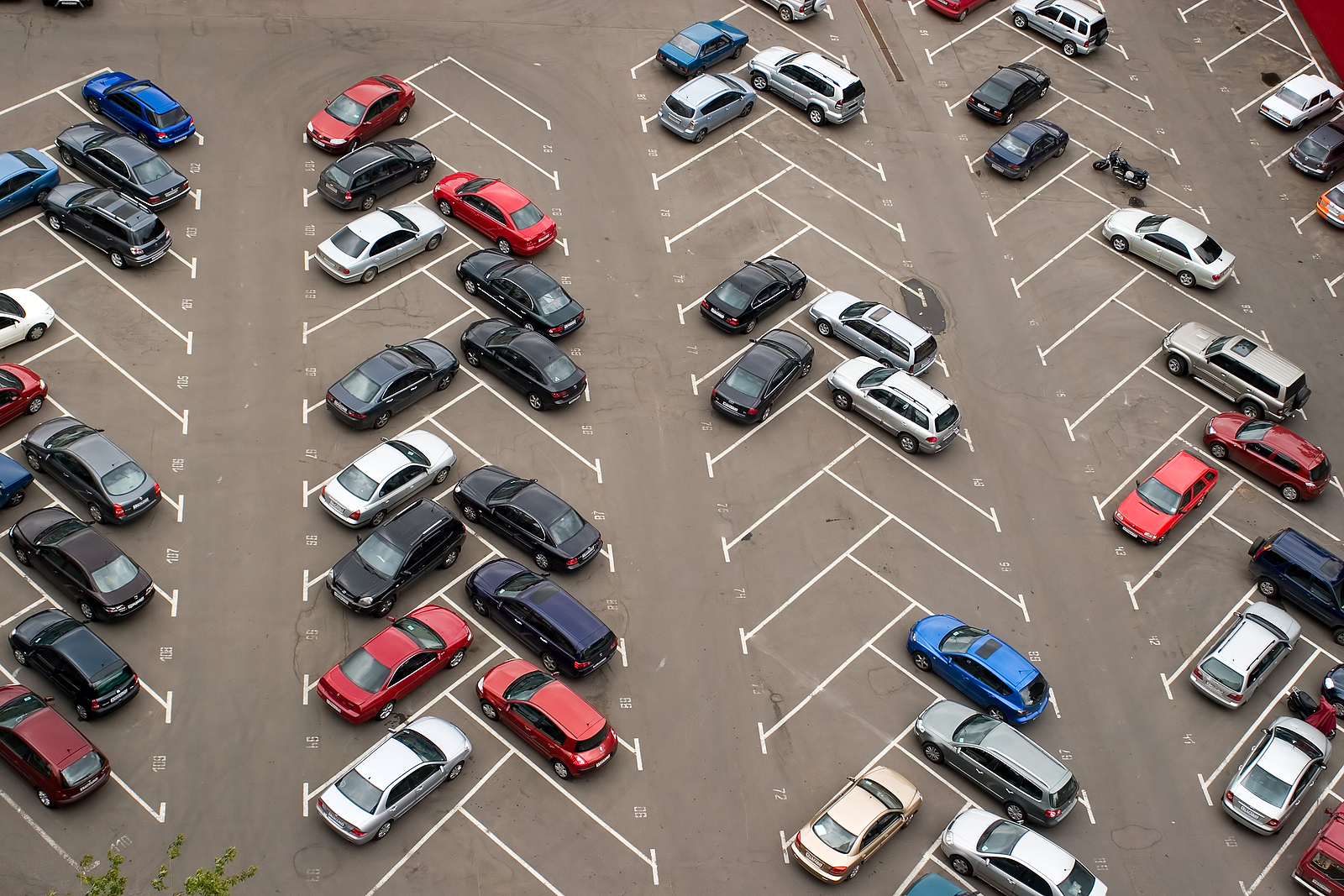 How Your Parking Lot Can Attract Your Customers (or Not)