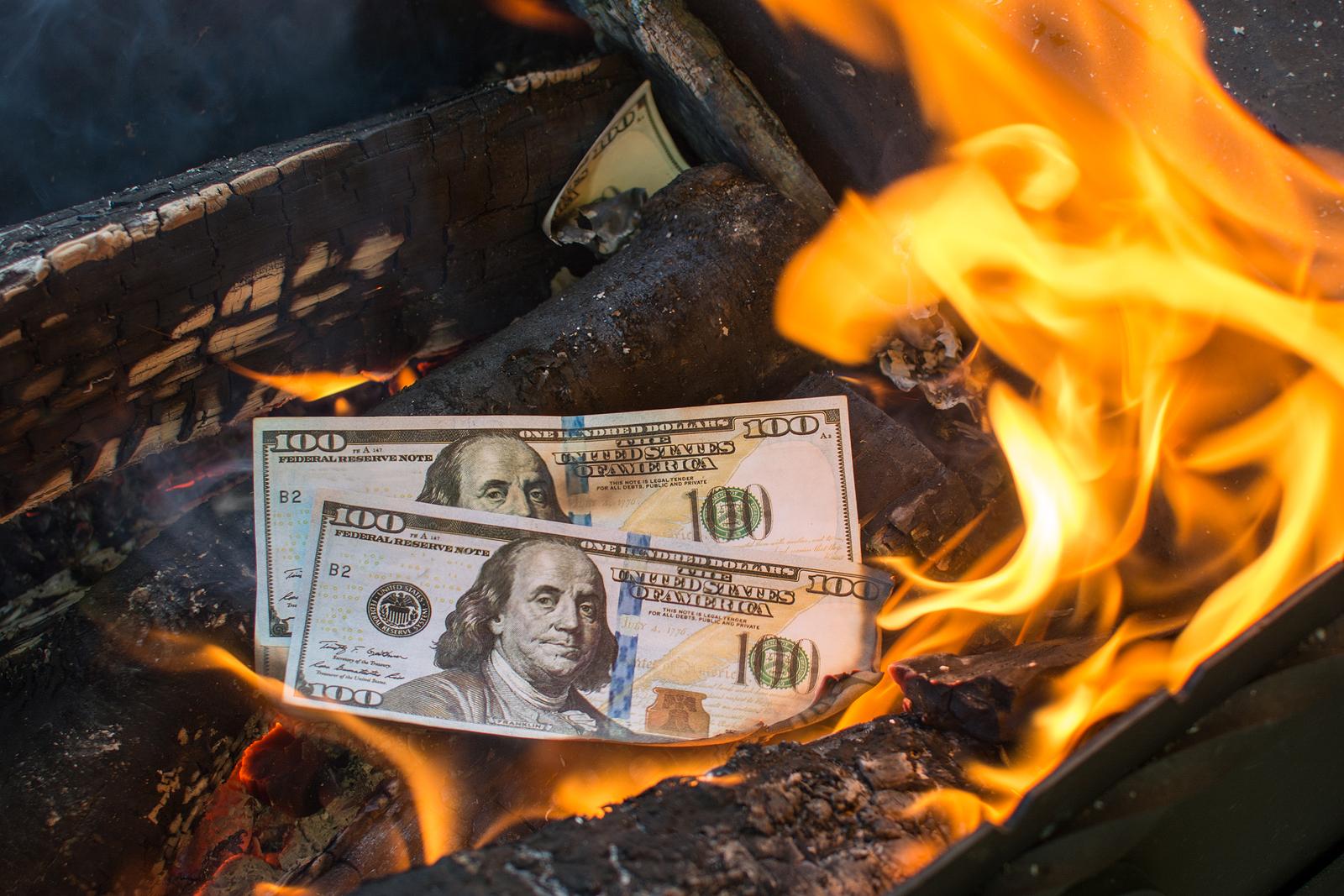 Why an Average Startup Burns Through So Much Cash