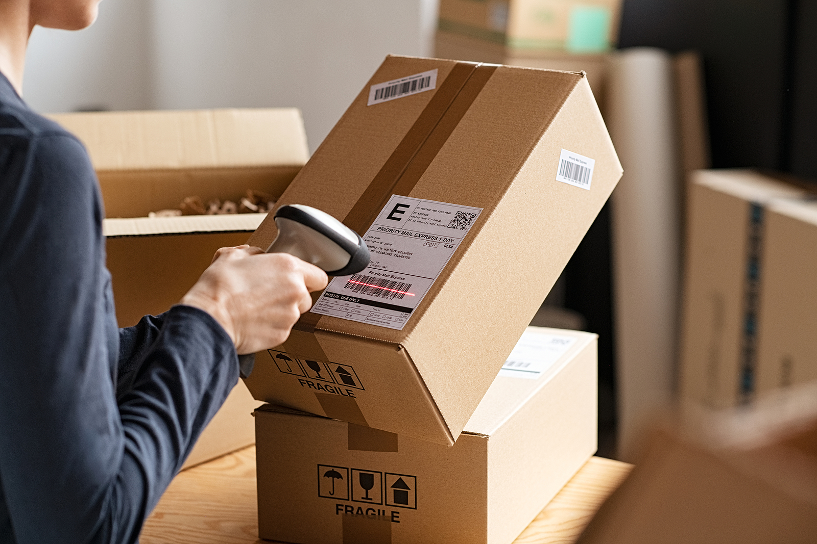 Small Biz Benefits Of Using A Barcode System