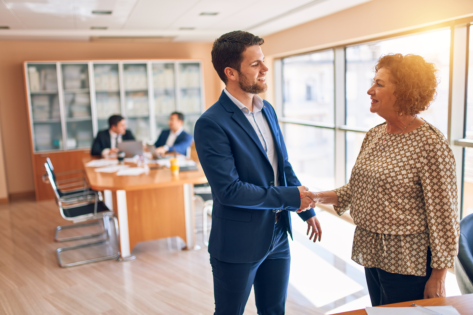 Is Your Business at Risk of Losing Senior Staff Members?