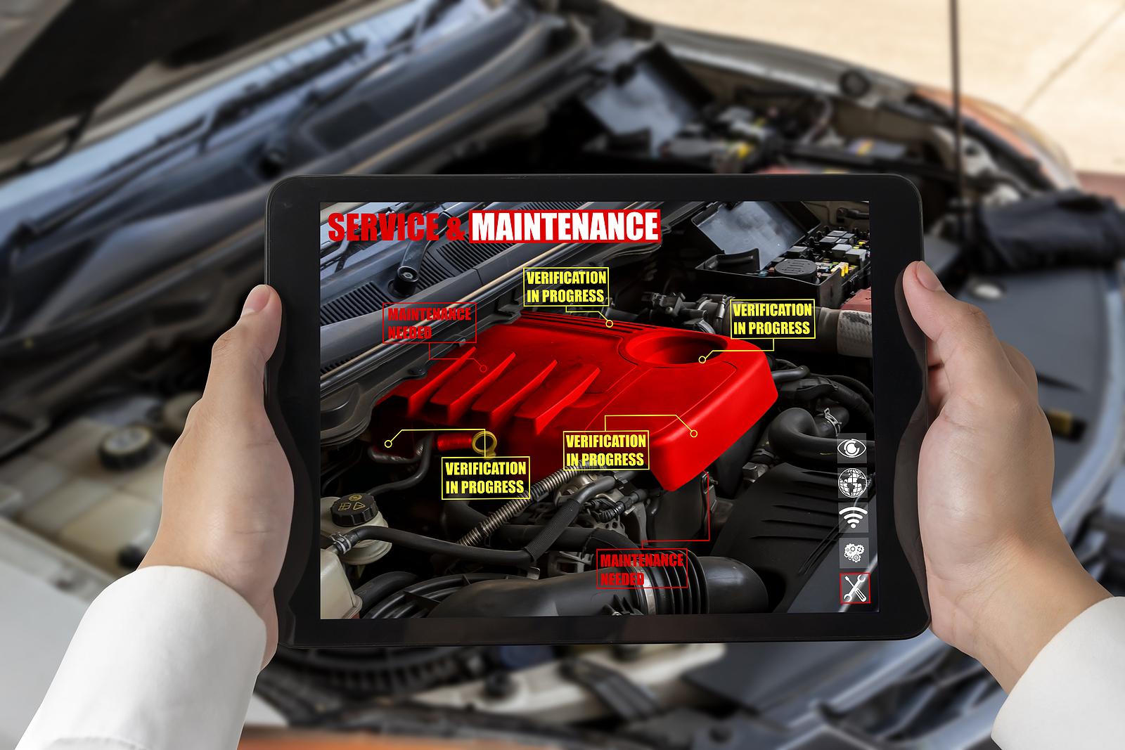 5 Ways AR Is Revolutionizing the Automotive Industry