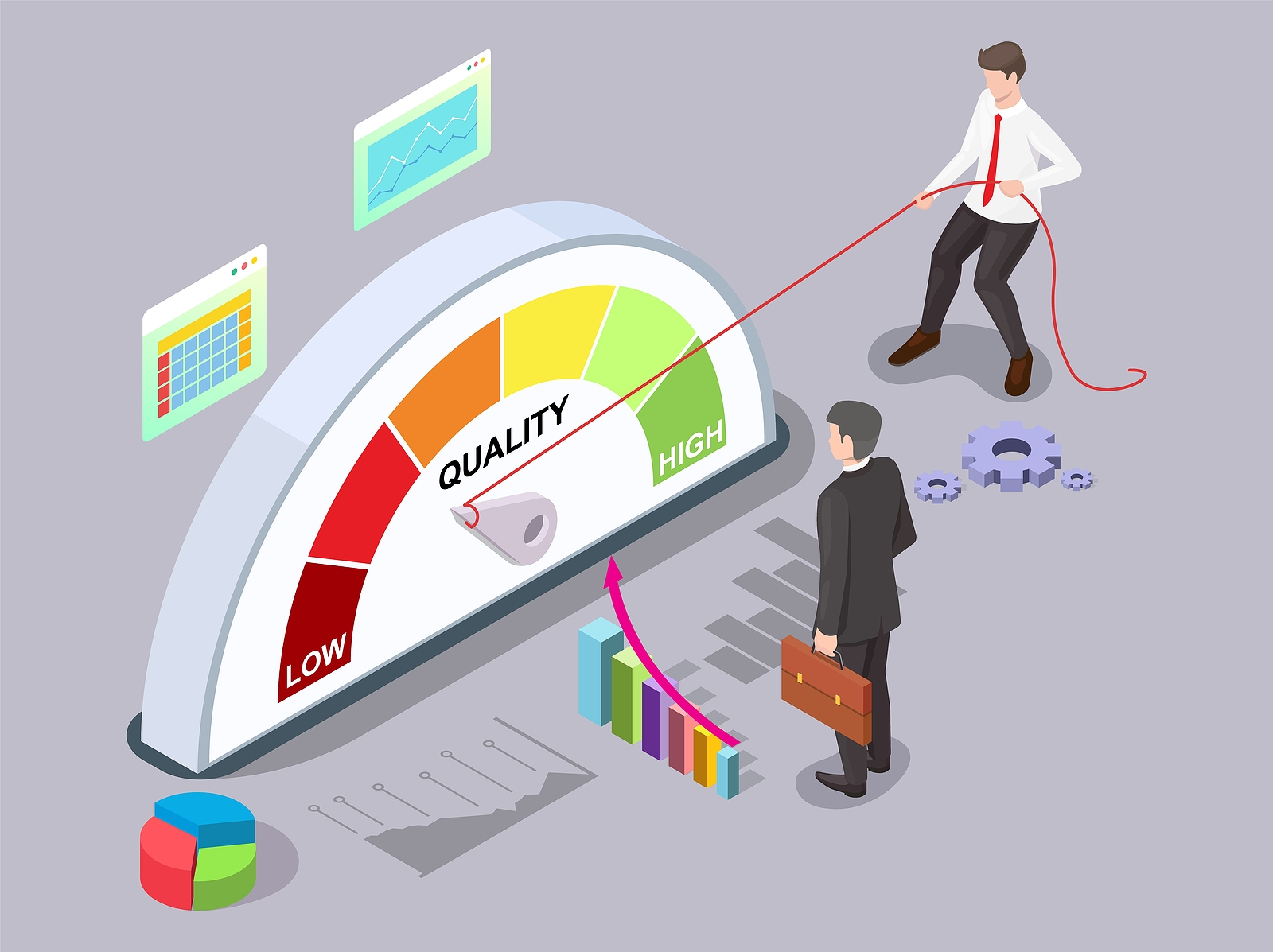 Total Quality Management: Making the Most of What You Have