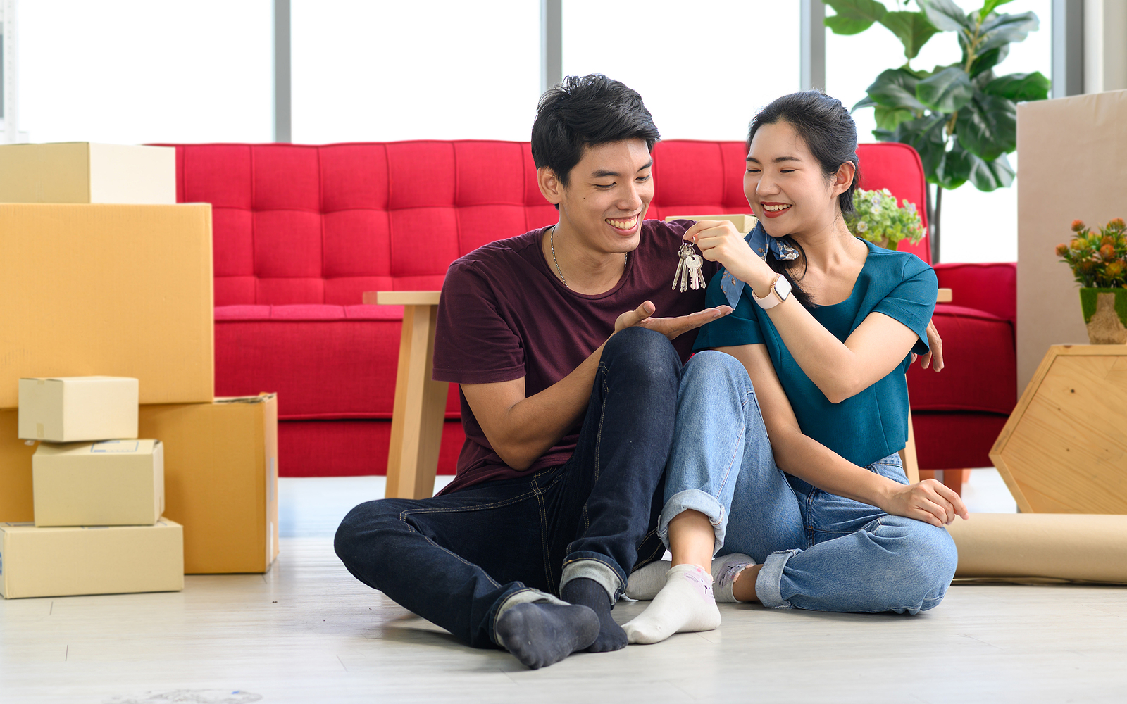6 Investment Property Tips for Entrepreneurial Young Couples